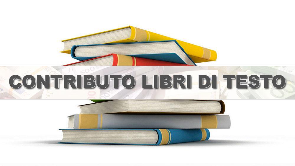 """Contributo """"Fornitura gratuita e semigratuita libri di testo"""", a.s. 2020/2021"""