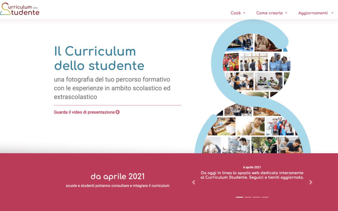 Esame di Stato Classi Quinte – Rilascio del Curriculum dello studente
