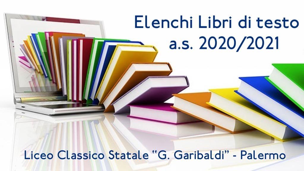 Libri di testo – a.s. 2020/2021