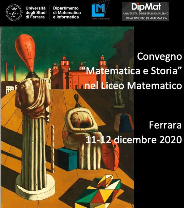"""Convegno """"Matematica e Storia"""" nel Liceo Matematico"""