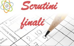 Pubblicazione Tabelloni Scrutini ed esiti finali, a.s. 2020/21