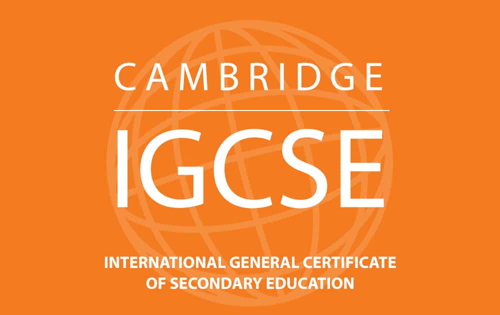 Esame IGCSE Geography e recupero ore IGCSE English as a Second Language