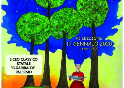 """Notte Nazionale del Liceo Classico al """"Garibaldi"""", 17/01/2020"""