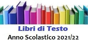 Libri di testo a.s. 2021/2022