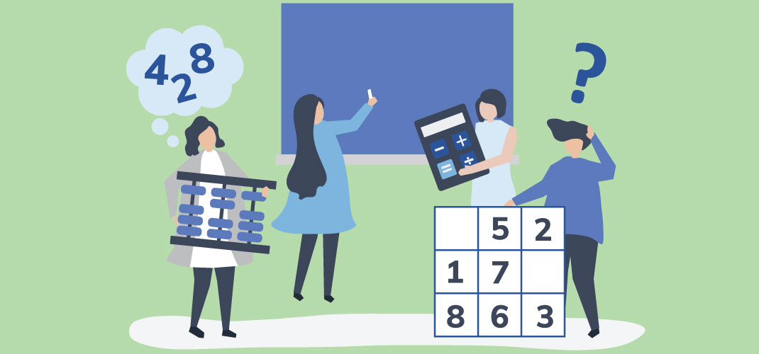 Test d'ingresso di Matematica, Classi Prime – Mart. 28/09/2021